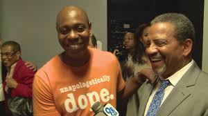 Full interview: WUSA9's Bruce Johnson talks to comedian Dave ...
