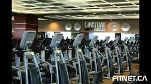 life time fitness club in mississauga