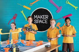 New Makerspace at St Therese » Catholic Education Office Diocese of  Wollongong