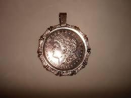 collectible 1921 morgan silver dollar