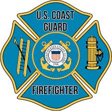 Us Coast Guard Firefighter Window Decal Police Fire Ems Viny Graphics Stickers Decals Dkedecals