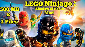 How To Download Lego Ninjago Shadow of Ronin Game For Android ...