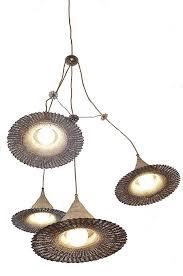 artistic ceiling light metal pendant