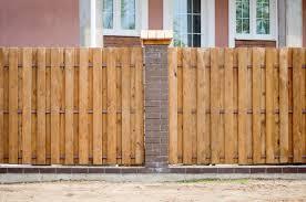 2020 Wood Fence Repair Cost Cost To Repair Wood Fence Per Foot