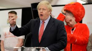 Johnson claims Brexit mandate with new ...