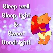 sweet good night messages for him true love words