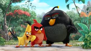 Angry birds movie 3840x2160 chuck red bomb best animation movies of 7081 -  ImgPile