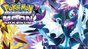 3DS] Pokemon Penumbra Moon decrypted Citra v1.0.5 - Pokemoner.com