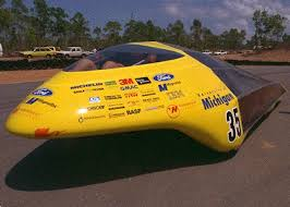 1993 Maize Blue University Of Michigan Solar Car Wikipedia