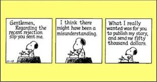 Pin by Ink and Awl on Yes. | Writing humor, Writing life, Rejection