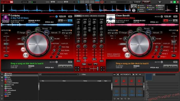 Image result for Virtual DJ 8 Pro 2020 Crack""