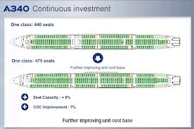 airbus proposes up to 475 seat a340