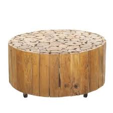 coffee and side tables rattan and