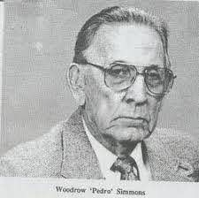 "Woodrow J ""Pedro"" Simmons (1912-1992) - Find A Grave Memorial"