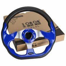 Ezgo Round Decal For Steering Wheel 605435 Golf Cart Sticker For Sale Online
