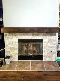 making a fireplace mantel diy surround