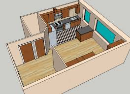 simple 3d 3 bedroom house plans and 3d