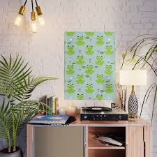 Frog Cute Kids Room Decor Boys Room Baby Nursery Poster By Charlottewinter Society6