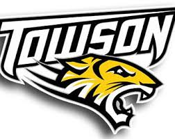 Towson Decal Etsy