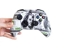 Show Me The Money Proflex Xbox One Silicone Controller Skin Cover Vgf Gamers