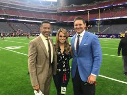 """Dusty Dvoracek on Twitter: """"Join us on now on @espn for Texas Tech/Ole Miss  now!! First game with my new crew @MarkJonesESPN and @MollyAMcGrath  #CFB is Back!!… https://t.co/vaJbOPV6px"""""""