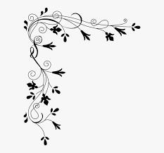 border flower gr plant stylized