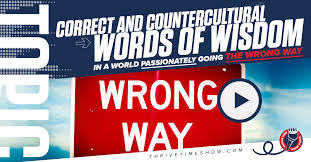 stop going the wrong way business coaching clay clark