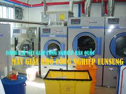 Đánh giá máy giặt công nghiệp Hàn Quốc | Máy giặt khô công nghiệp EUNSUNG