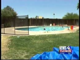 Tucson Family Safer With Their New Pool Fence Youtube