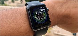 gif as an apple watch wallpaper