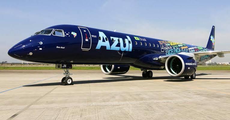"""Resultado de imagen para Azul Embraer E195-E2 png"""""""