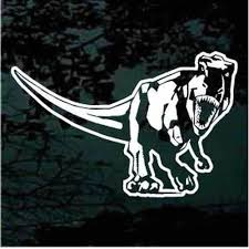 Dinosaur Car Decals Stickers Decal Junky