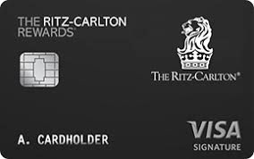 travel credit for the ritz carlton card
