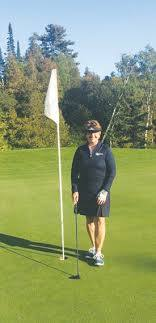 Ada Hill gets a hole-in-one! | Cook County News Herald