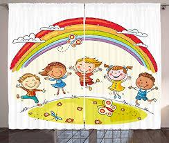 Best 19 Rainbow Curtains