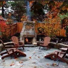 outdoor fireplace plans building your