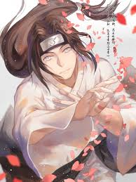 Download 1944x2592 Hyuuga Neji, Naruto, Petals Wallpapers ...