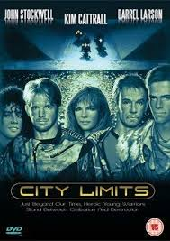 City Limits [DVD] by Kim Cattrall: Amazon.ca: Aaron Lipstadt: DVD