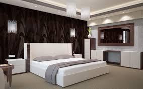 تحميل خلفيات نوم أنيقة الحديثة تصميم غرفة نوم السرير الداخلية