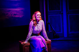 Rachel Hafell as Polly Baker - The Encore Musical Theatre Company ...