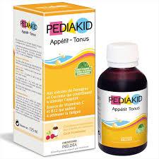 Pediakid Appetit Tonus dành cho trẻ biếng ăn: Kích thích ăn ngon ...