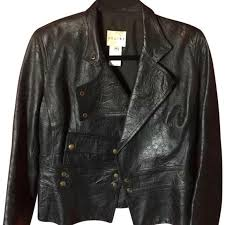 cline vintage leather motorcycle biker