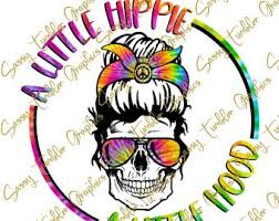 A Little Hippie A Little Hood Etsy