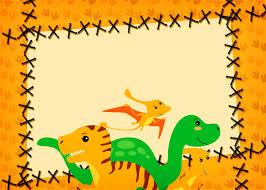 Fiesta De Dinosaurios Invitaciones De Cumpleanos Para Imprimir