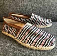 leather espadrilles mens uk size