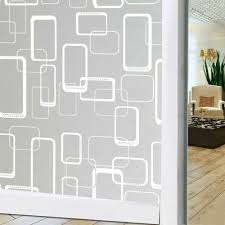 Bloss Privacy Window Film Lace Flower Home Office Window Decal Shower Door For Sale Online Ebay