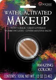 water activated makeup dark flesh