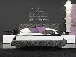 Amazon Com Love Is Patient Love Is Kind Vinyl Wall Decal Everything Else