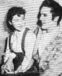 Priscilla Myers, a teenager with cystic fibrosis, met Elvis Presley