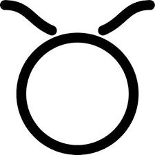 A Astrology Car Decal Window Sticker Virgo Zodiac Sign
